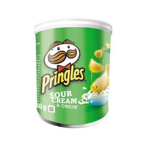Pringles Sour & Onion
